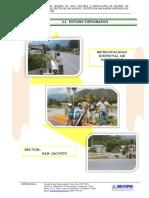 3.1 Estudio Topografico