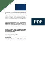 CLUBE DO VALOR - Planilha Comparativa CDB LCI LCA Tesouro Direto
