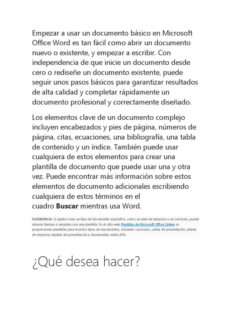 Hermosa Plantilla De Word índice Fotos - Ejemplo De Colección De ...