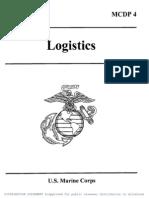 MCDP 4 Logistics