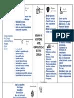 Modelo de Diseño de Servicios Para Hospedajes HOTEL EJECUTIVO