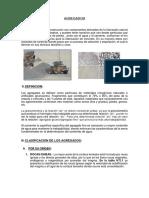 AGREGADOS EXPOSIC. ing. Civil