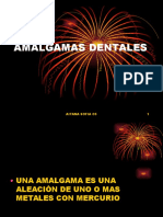 Amalgamas Dentales Final