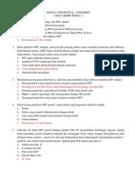 Modul 5.3 UAM 2 Dengan Kunci