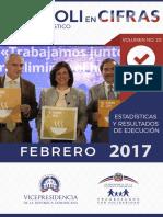 Boletín Estadístico Febrero 2017