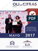 Boletín Estadístico Mayo 2017
