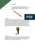 INSTRUMENTOS FOLKLORICOSSINFONICOSYPOLIFONICOS
