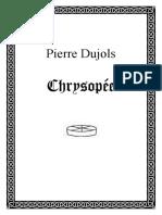 Dujols,Pierre - Chrysopee