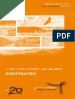 1617_5. Sinfoniekonzert