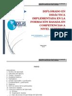 Diplomado en Competencias