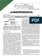 Precedente de Observanacia Obligatoria sobre Inafectación al Impusto Predia y Arbitrios Municipales- RTF N°08780-5-2016-