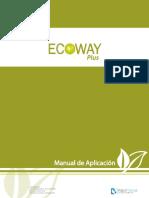 EcowayPlus Manual Aplicacion