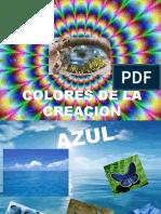 Colores de La Creación