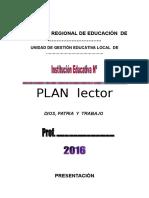 Plan Lector - Ba