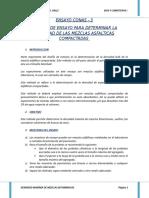 Metodo Densidad de Las Mezclas Asfalticas