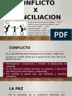 Conflicto y Conciliacion
