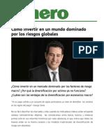 Material Para Compelmentar El Foro Mercado Financiero Riesgo