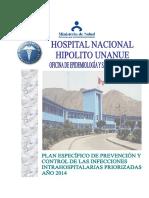 Plan Específico Pc de Iih Hnhu 2014