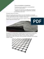 Refuerzo Con Geosinteticos en Cimentaciones