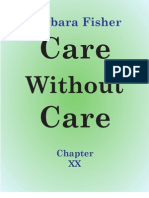 Care Without Care - chapter 20
