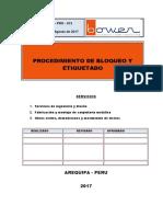 20. Sig - Pri - 020 Procedimiento de Bloqueo de Unidades 2