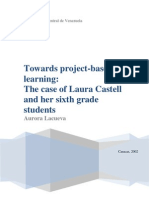 Towards project-based learning