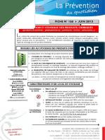 165 Utilisation Et Stockage Des Produits Chimiques 074070300 1118 02072013
