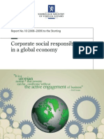 Corporate Social Responsibility in a Global Economy