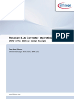 LLC converters Application_Note_Resonant LLC Converter Operation and Design_Infineon.pdf