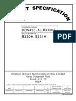 KCN430LAL-BXXXH