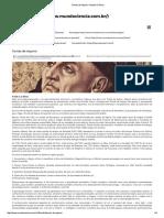 Tomás de Aquino – Mundo Ciência
