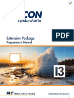 Halcon 13.0 Extension Package Programmers Manual