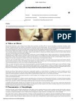 Platão – Mundo Ciência