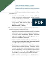 Principales Cuadros Diagnósticos