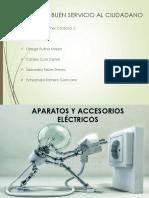 Aparatos y Accesorios Electricos