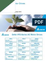Delta AC-Drives Series 2016-11