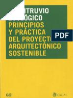 Un vitruvio ecologico - Principios y practica del proyecto arquitectonico sostenible - ArquiLibros.pdf