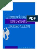Tramitação de TI No Congresso Nacional