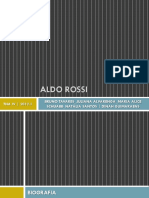 Aldo Rossi - Apresentação