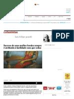 Sucesso de uma mulher bonita sempre é atribuído à facilidade com que seduz - 12_12_2016 - Luiz Felipe Ponde - Colunistas - Folha de S.pdf