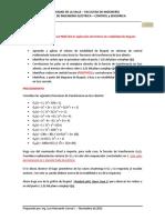 Guia Del Trabajo Experimental 8 - Criterio de Estabilidad de Nyquist