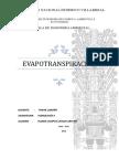 Hidrologia II - Evapotranspiracion.docx