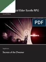 UESRPG 2e Supplement - Secrets of the Dwemer (v1.01)