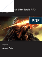 UESRPG 2e Supplement - Arcane Arts (v1.04).pdf