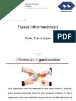Aula ASI 3 Fluxos de Informacao