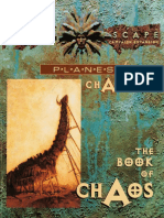 Planescape - Planes of Chaos - Book of Chaos