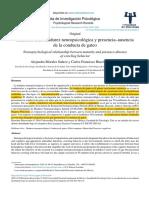 Desarrollo Neuropsicologico - Presencia Ausencia Del Gateo