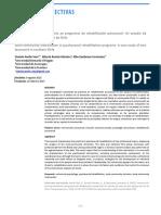 Intervención Sociocomunitaria en Programas de Rehabilitación Psicosocial