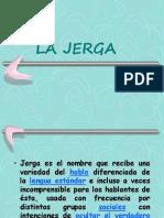 Jergas