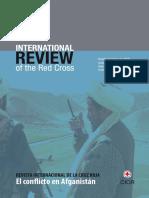 IRRC. El Conflicto en Afganistán.